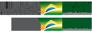 Logo da Unip e Logo do Governo